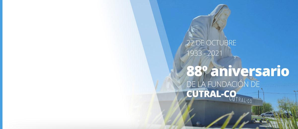 ANIVERSARIO CUTRAL-CO
