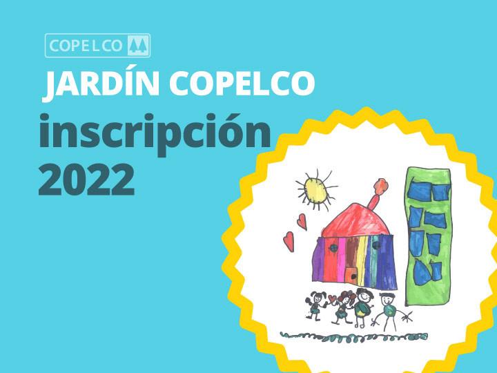 Inscripciones virtuales en Jardín Copelco