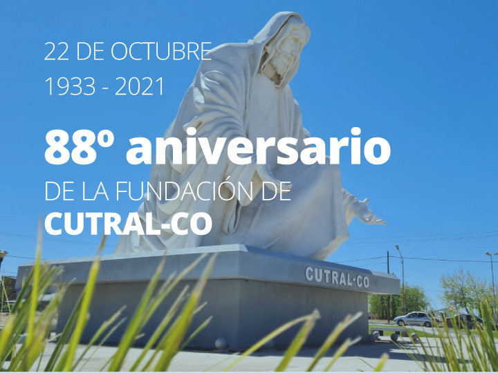 88º Aniversario de Cutral-Co